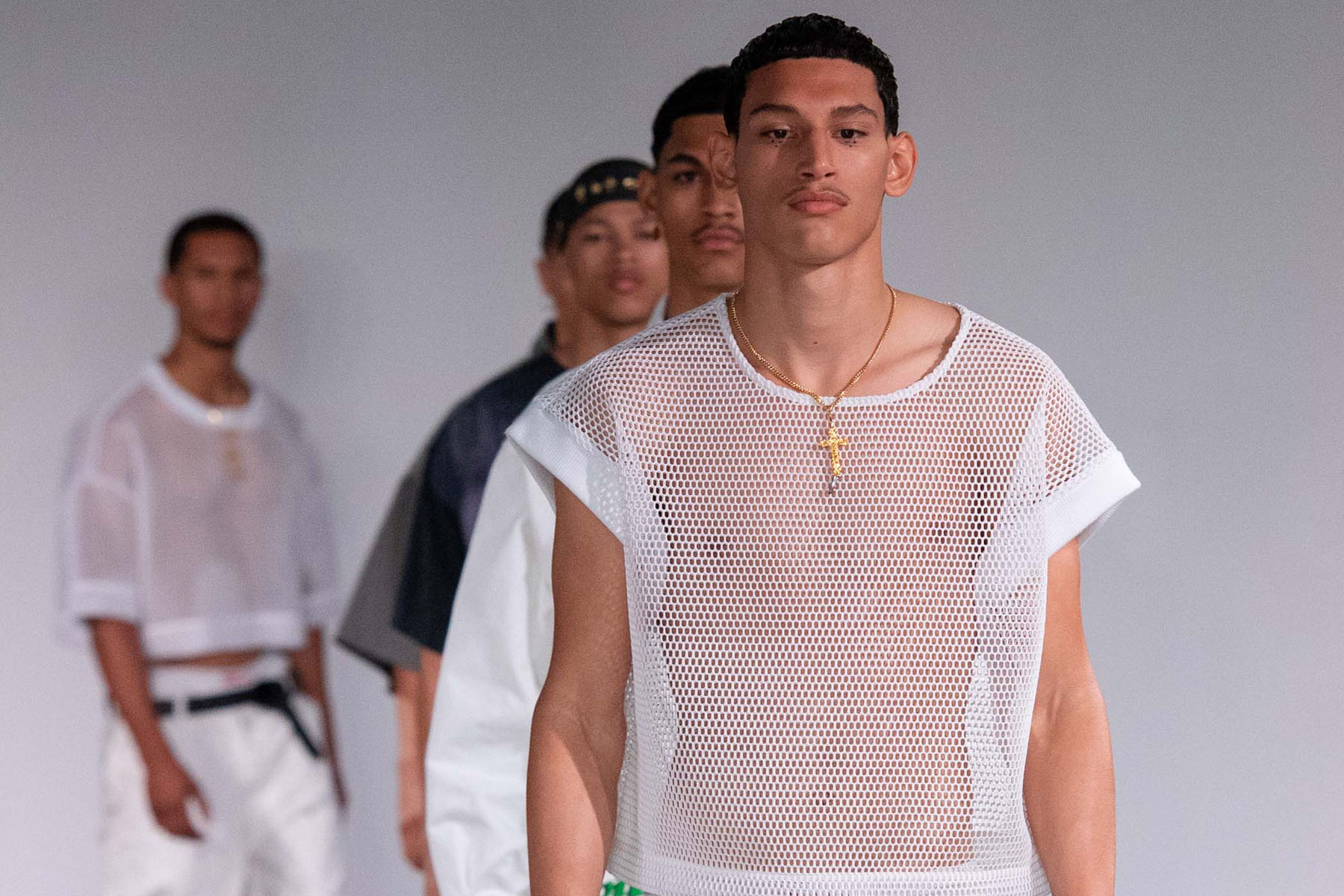 WILLY CHAVARRIA SPRING SUMMER 2019 RUNWAY
