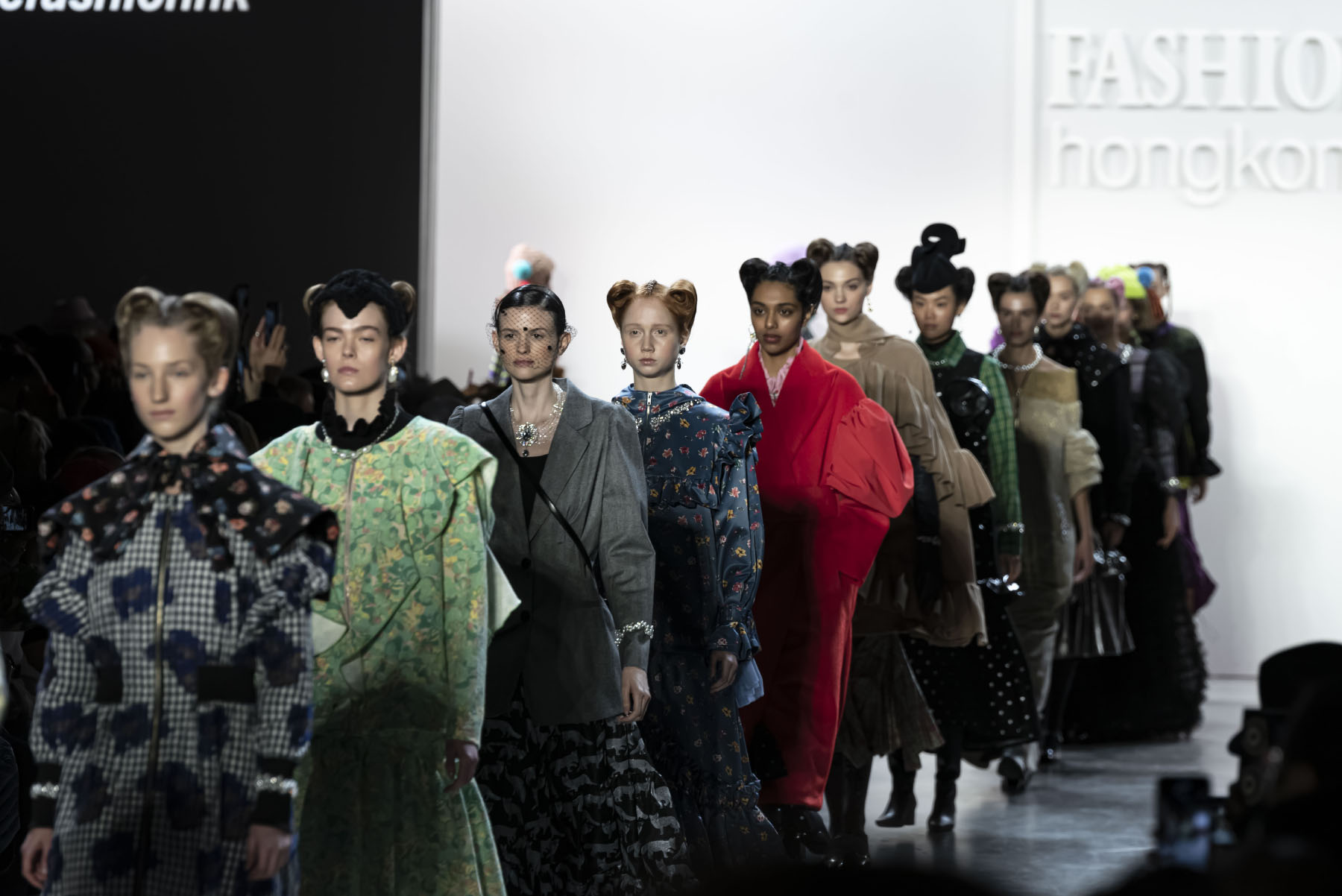Fashion Hong Kong Fall Winter 2020 Runway Show