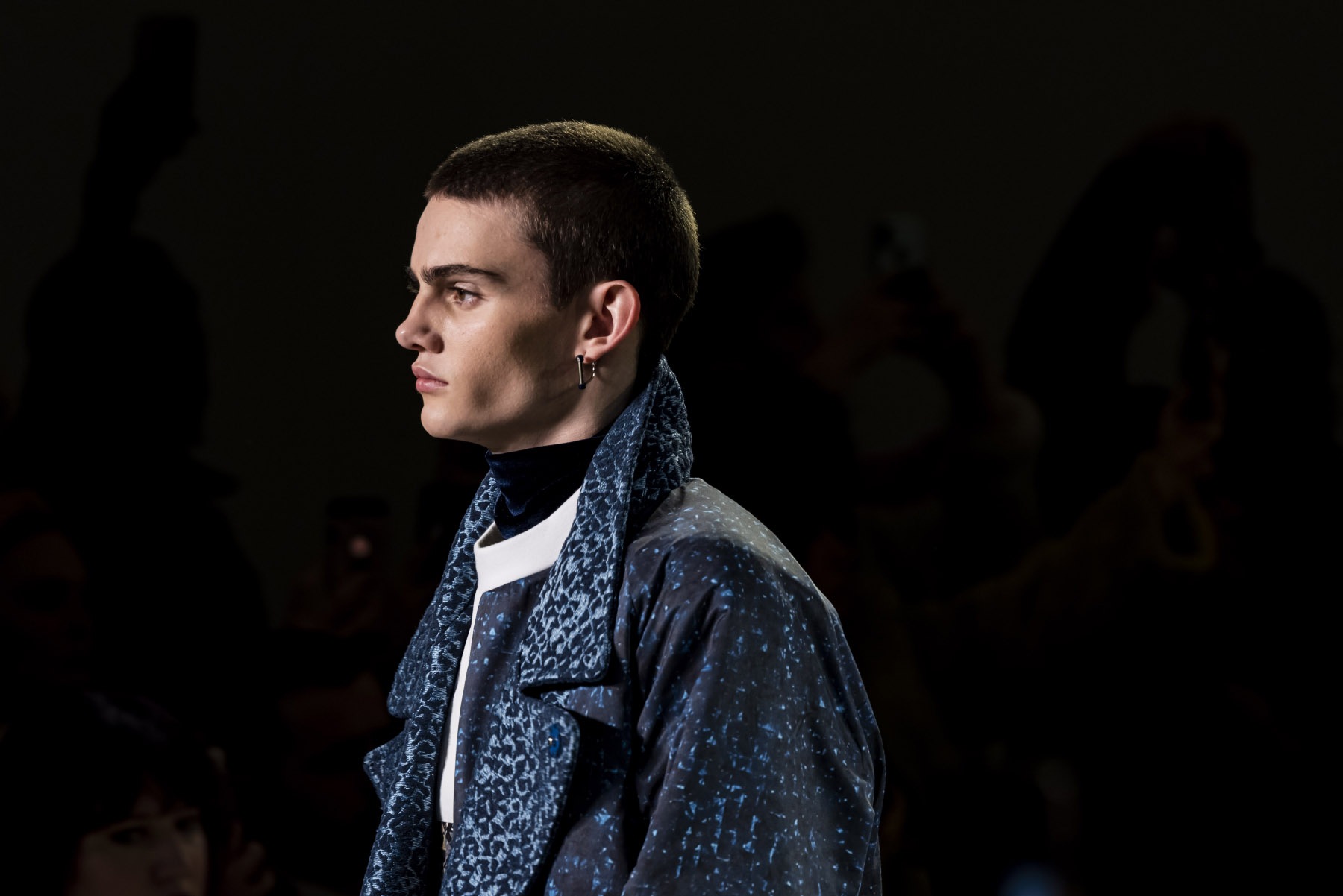JUST IN XX BY YU-YING CHOU FALL WINTER 2020 MENSWEAR