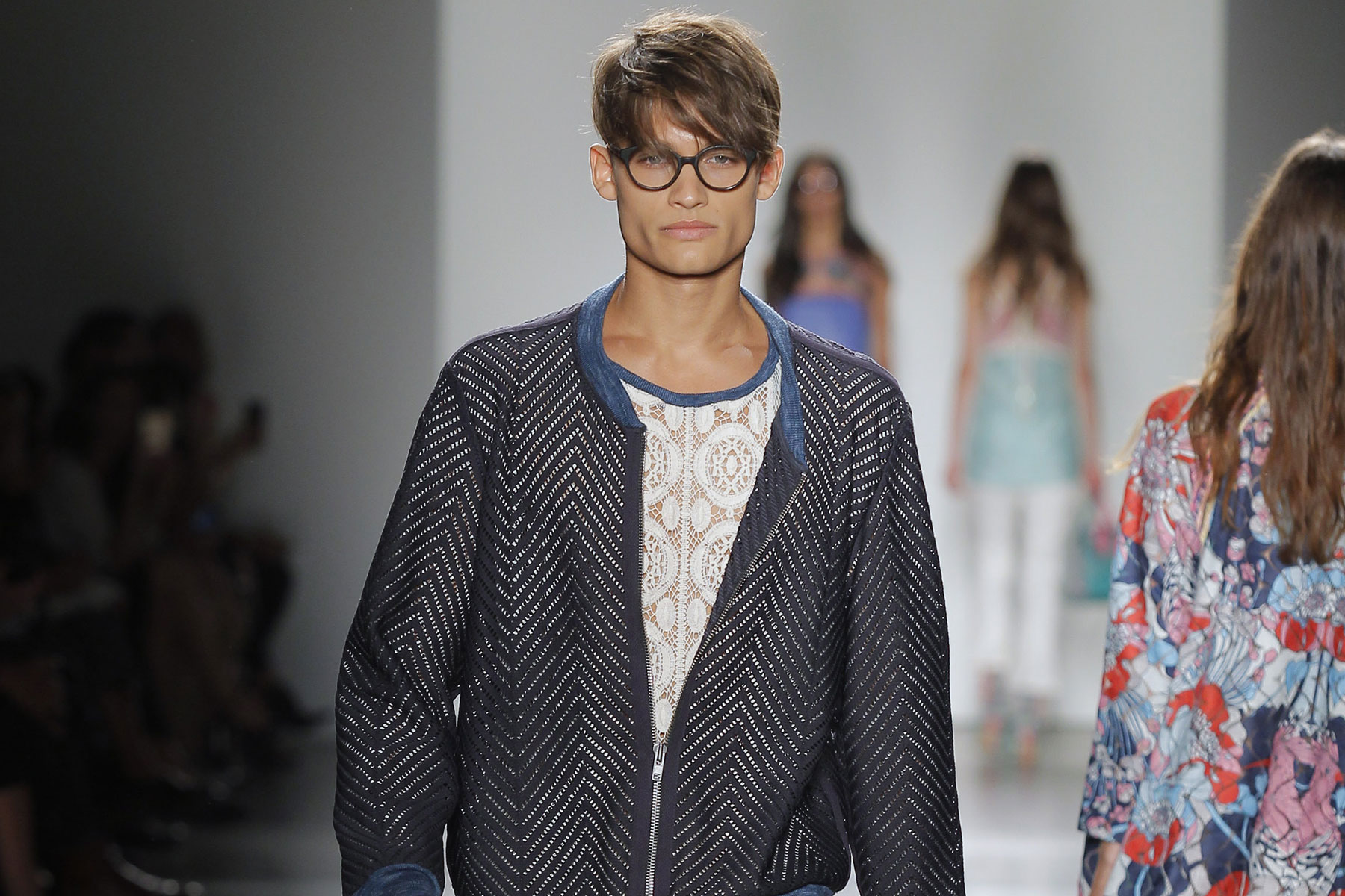 CUSTO BARCELONA MEN'S S/S 2016 #NYFW