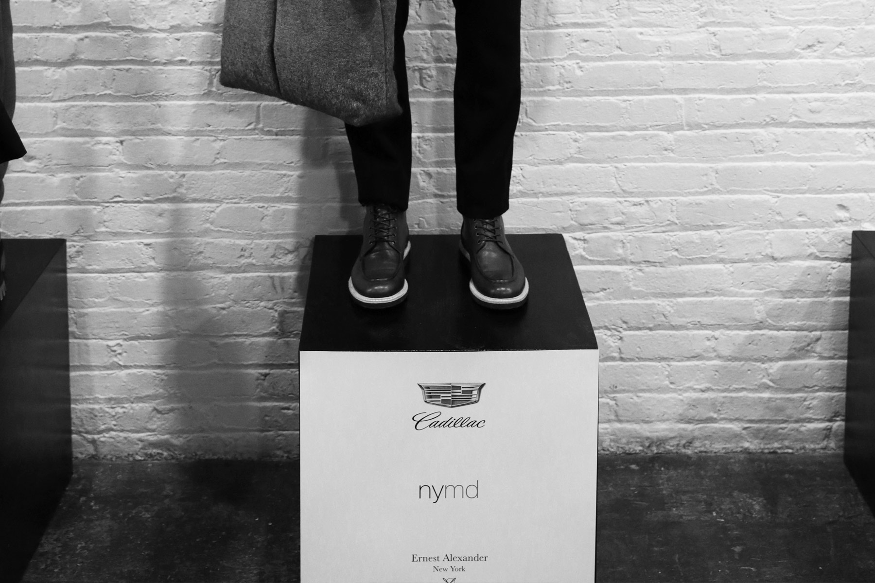 NYMD FW2015 Collections Presented by Cadillac