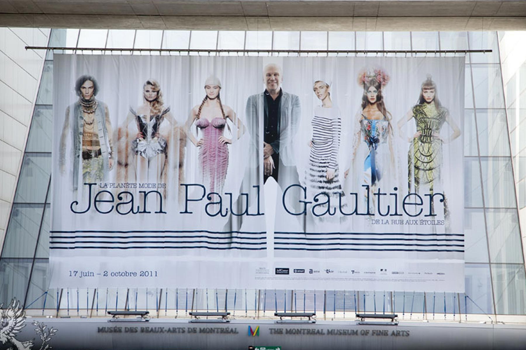 """The Fashion World of JEAN PAUL GAULTIER: Press Conference"""