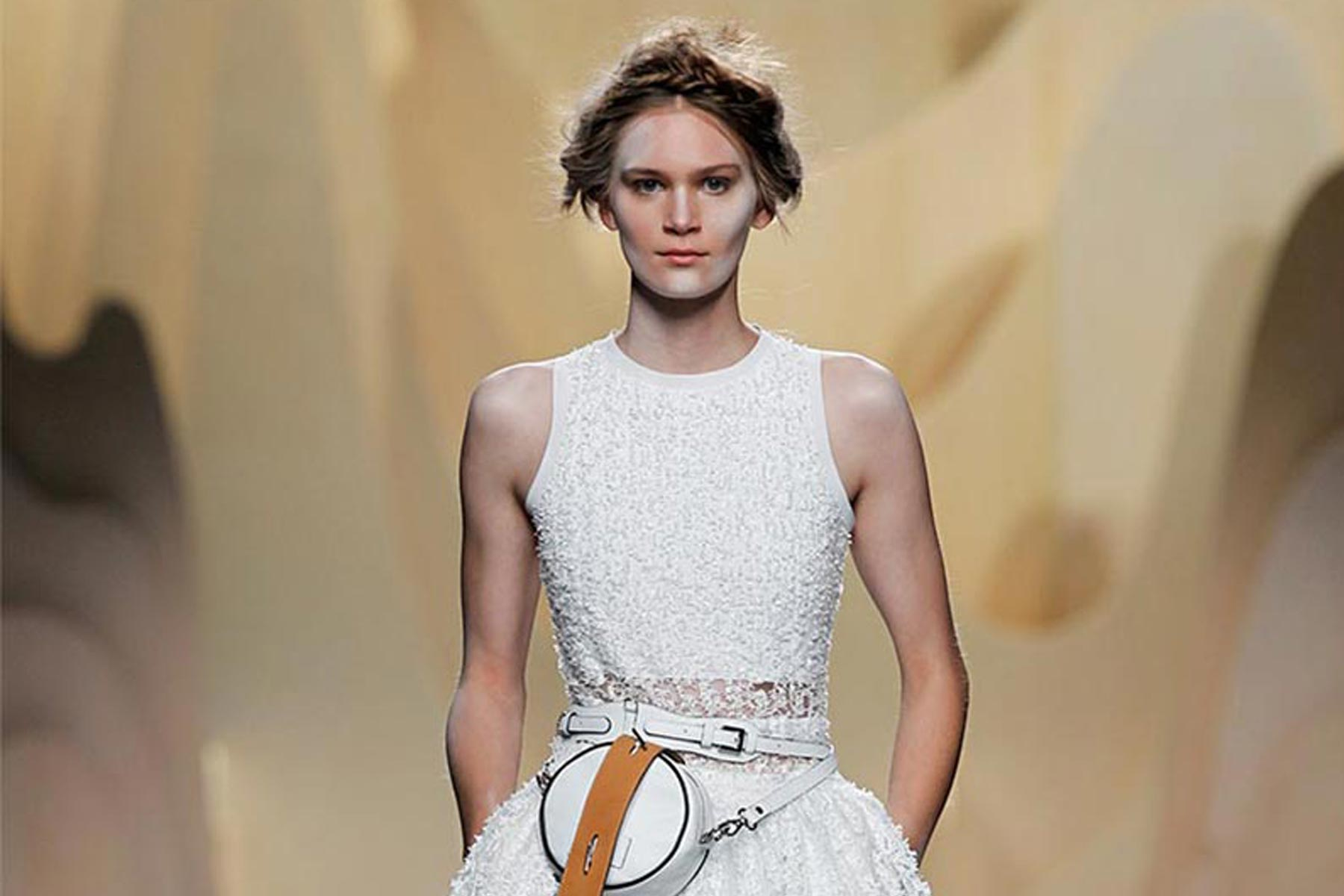 Ana Locking Madrid Fashion Week Primavera Verano 2015