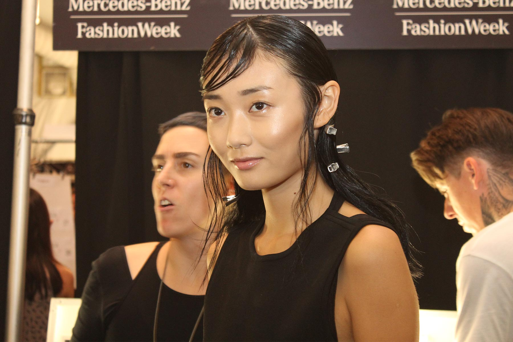 Interview with VIVIENNE TAM S/S 2015 MBFW