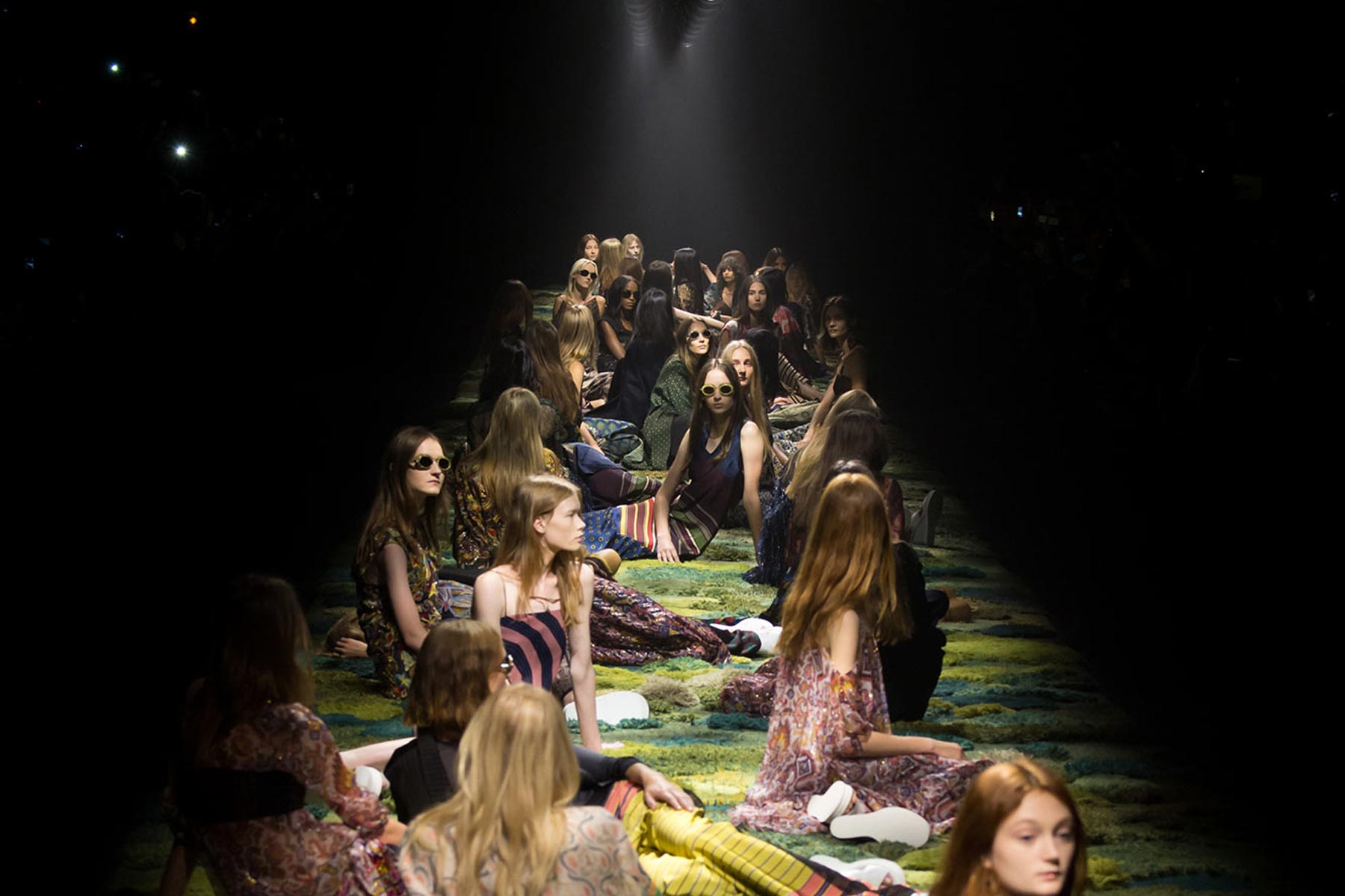 DRIES VAN NOTEN S/S 2015 PARIS FASHION WEEK