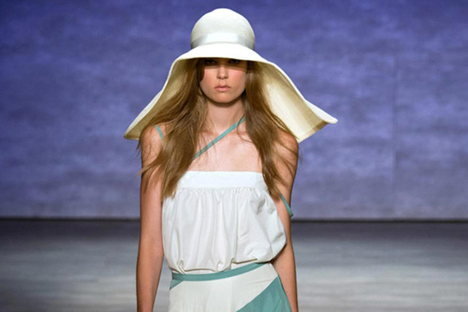 REBECCA MINKOF S/S2015 Mercedes Benz Fashion Week
