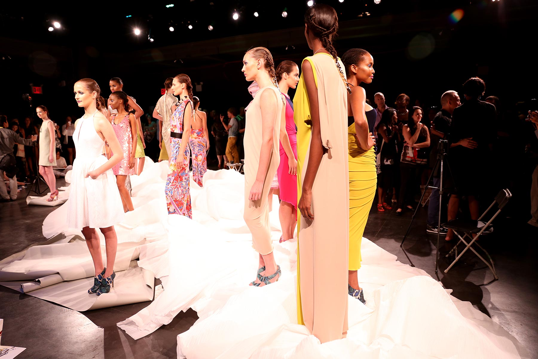 CZAR by CESAR GALINDO S/S2015 Mercedes Benz Fashion Week